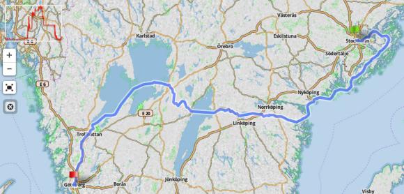 göta kanal karta Göta kanal – Iskallt uppdrag – Kristina Paltén göta kanal karta